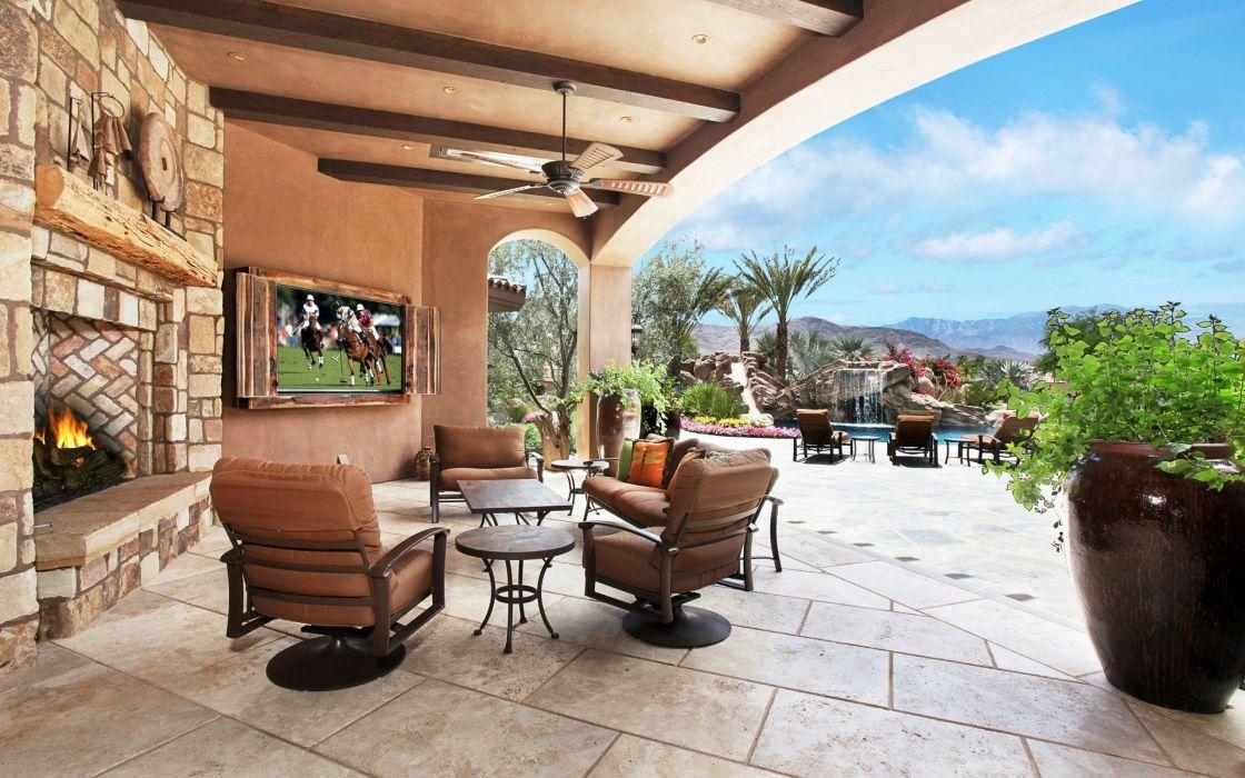 home veranda